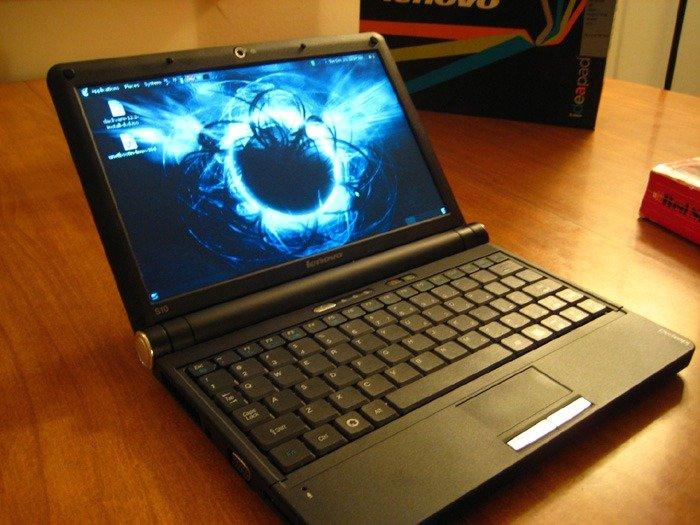 Lenovo Ideapad S10 Netbook