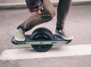 One wheel PINT electric board